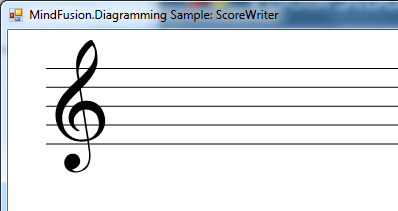score writer diagram in c#