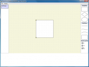 Diagramming WPF Circuit Shapes 1