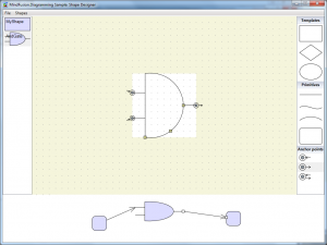 Diagramming WPF Circuit Shapes 10