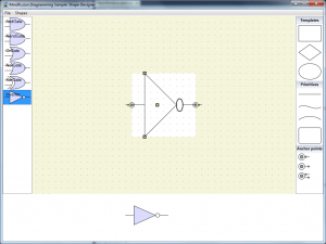 Diagramming WPF Circuit Shapes 11