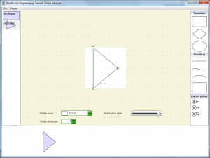 Diagramming WPF Circuit Shapes 4