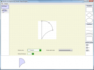 Diagramming WPF Circuit Shapes 6