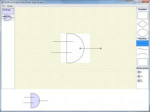 Diagramming WPF Circuit Shapes 7