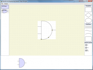 Diagramming WPF Circuit Shapes 8