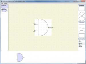 Diagramming WPF Circuit Shapes 9