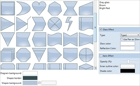 Wpf diagram control samples wpf samples effects ccuart Images